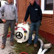 PIPE SAVERS , LLC  are saving sewer pipes the trenchless way!